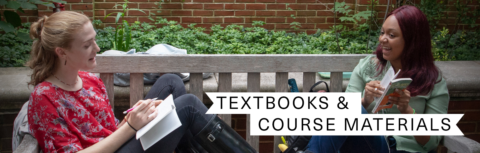 Textbooks and Course Materials
