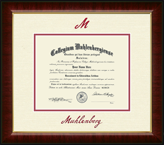 Image For Dimensions Diploma Frame