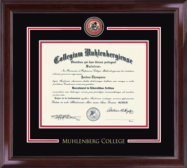 Image For Showcase Masterpiece Diploma Frame