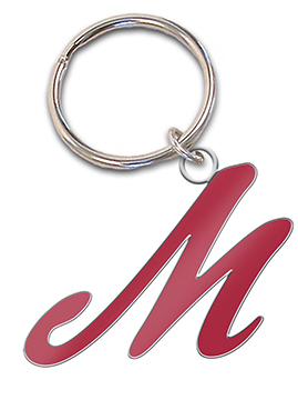 Image For KEYCHAIN - SCRIPT M