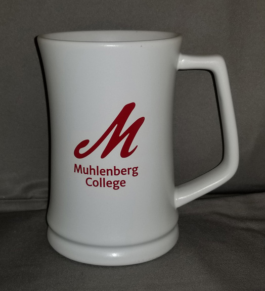 Cover Image For Millenium Etched Stein       SALE