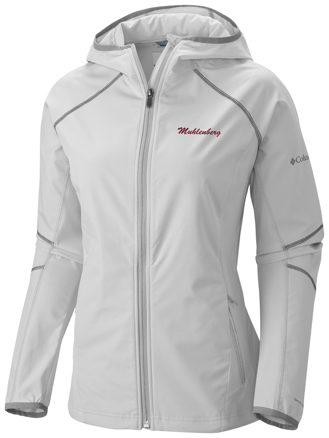 Image For Sweet as Softshell Full Zip by Columbia
