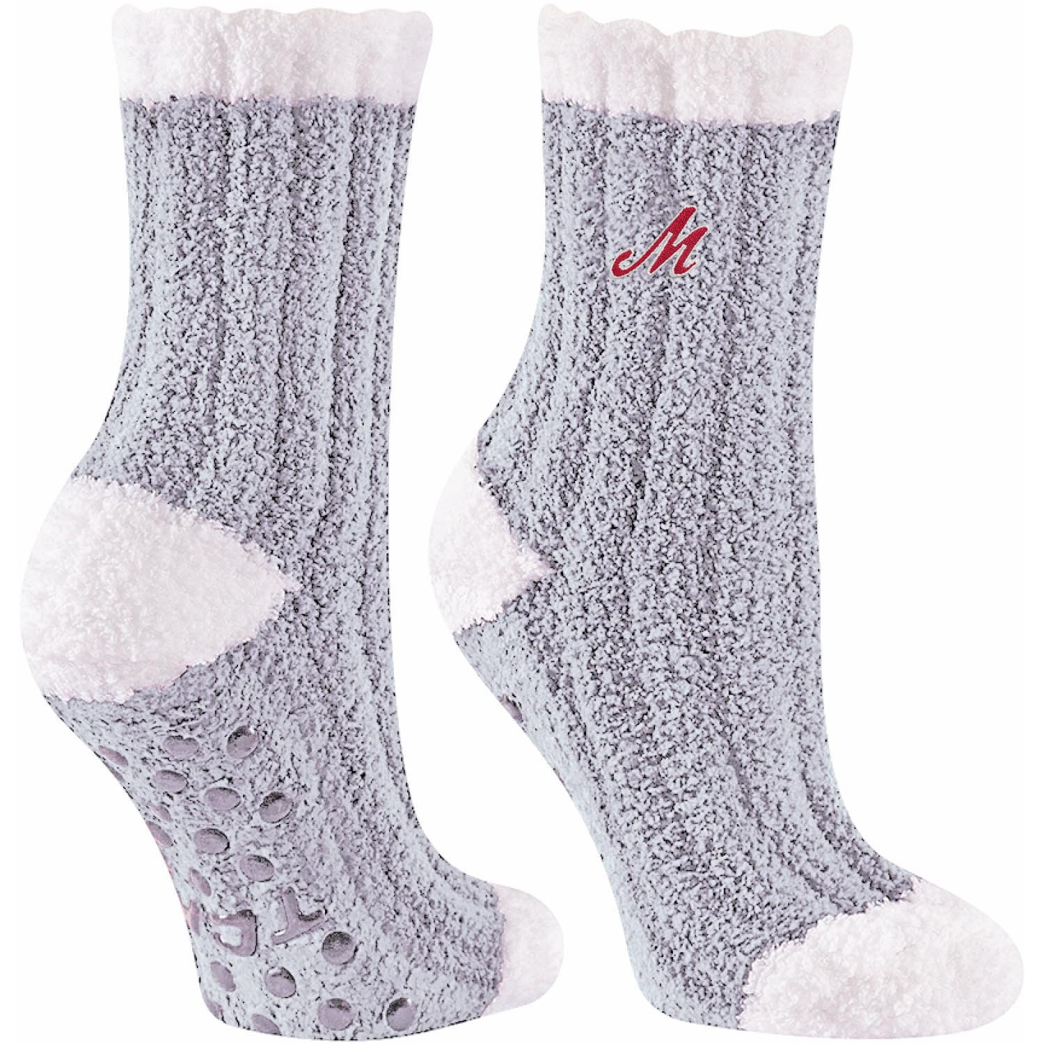 Image For Warm N Fuzzy Slipper Socks
