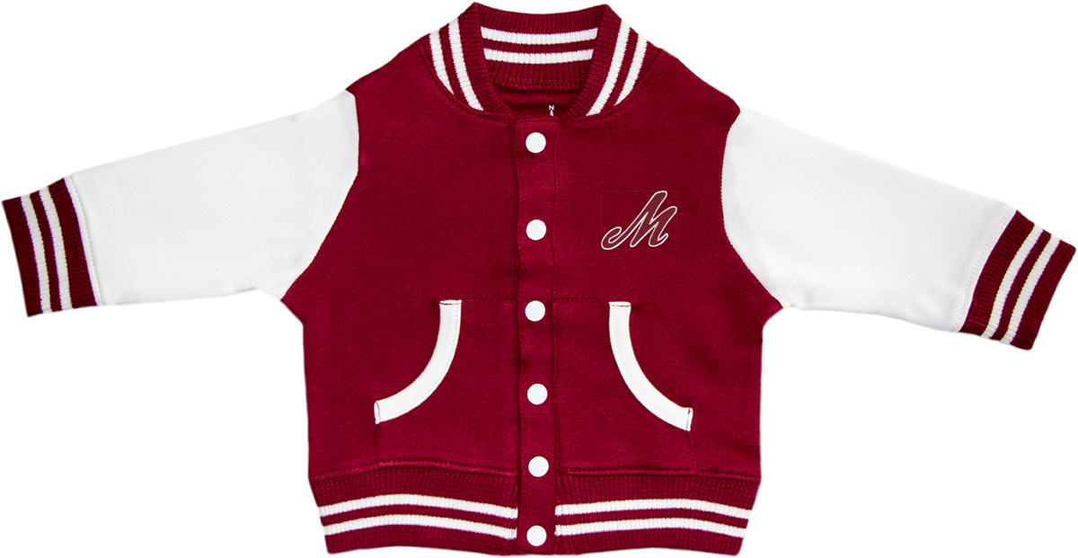 Image For Infant Varsity Jacket