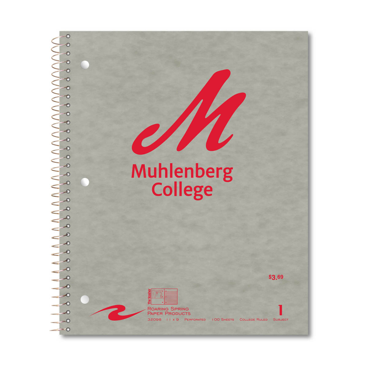 Image For 1 Subject Notebook