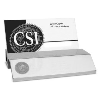 Image For Business Card Holder by CSI