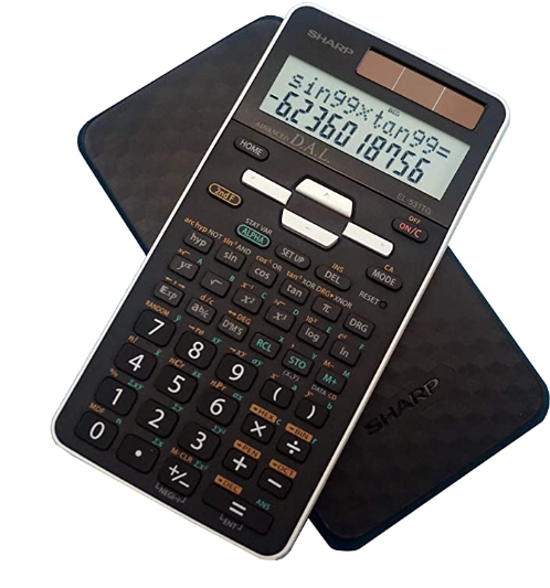 Image For Calculator - Sharp Scientific