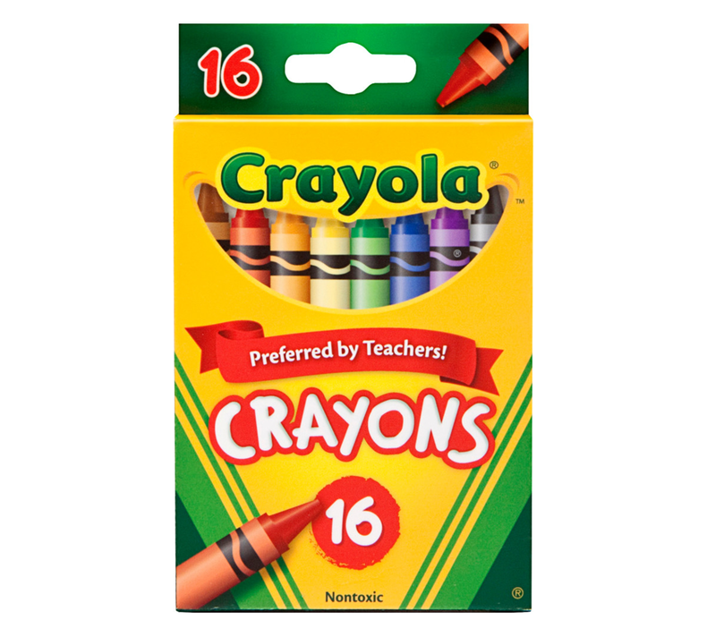 Image For Crayola Crayons