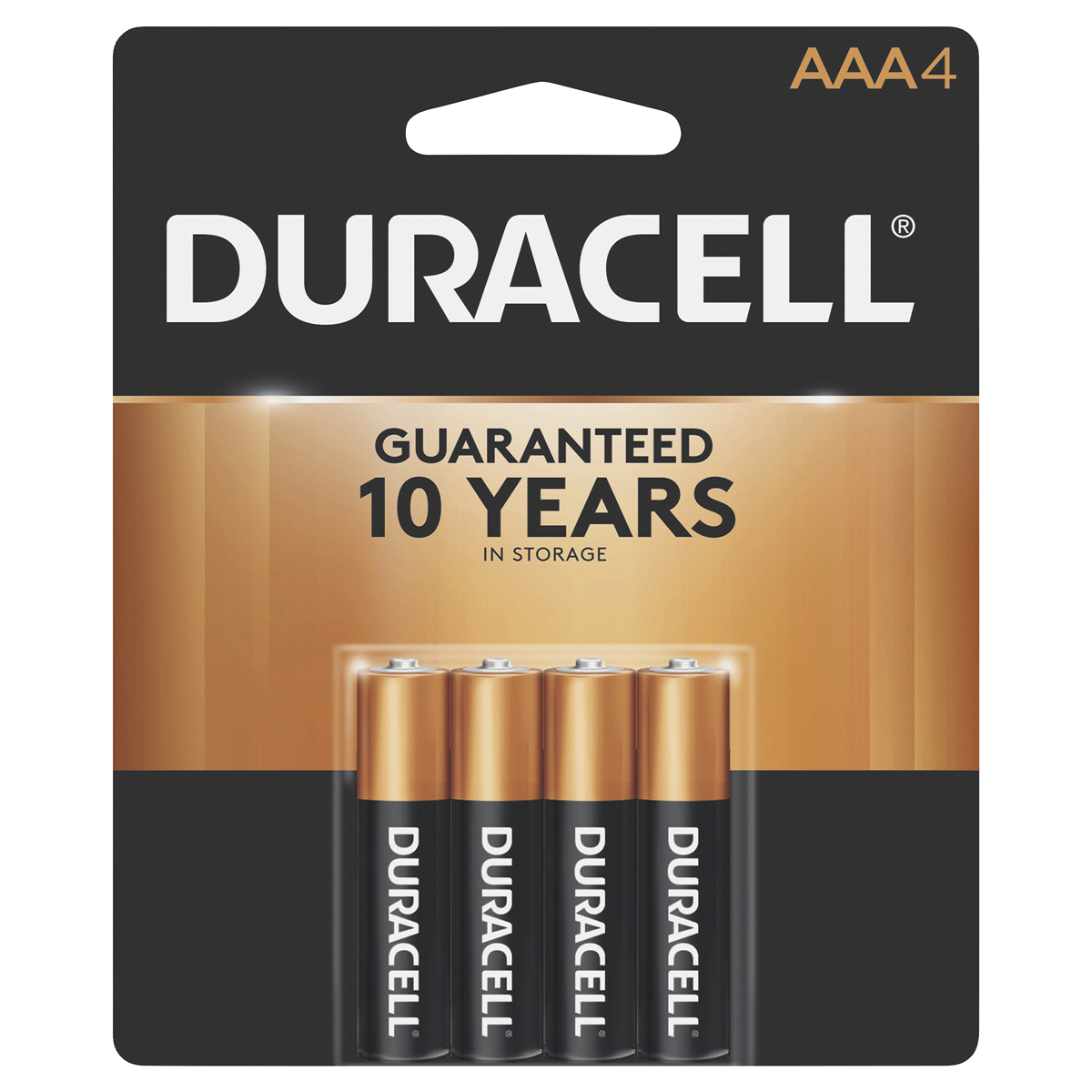 Image For Duracell AAA Batteries
