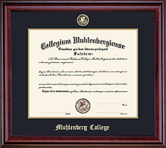 Image For Classic Diploma Frame