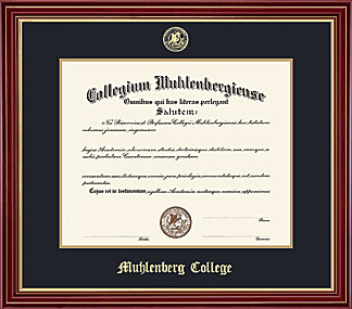 Image For Regal Diploma Frame