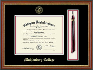 Image For Tassell Edition Diploma Frame
